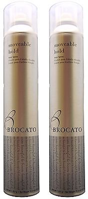 Brocato - Movable Hold Hairspray 10oz [PACK OF 2!]