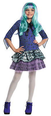 Monster High Twyla Child Costume Retro Colorful Theme Party Funny - Twyla Halloween Costume