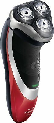 Philips Norelco - Rechargeable Wet/Dry Electric Shaver - Red