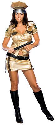 Geheim Wünsche Reno 911 Weiblich Deputy Johnson Erwachsene Damen Kostüm