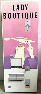 Kondomautomat Men or Woman Automat Warenautomat Kondome 2 Schächten Damen Herren