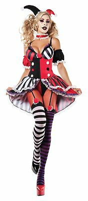 Party King Women's No Good Harlequin Shaper Costume - Party King Costumes