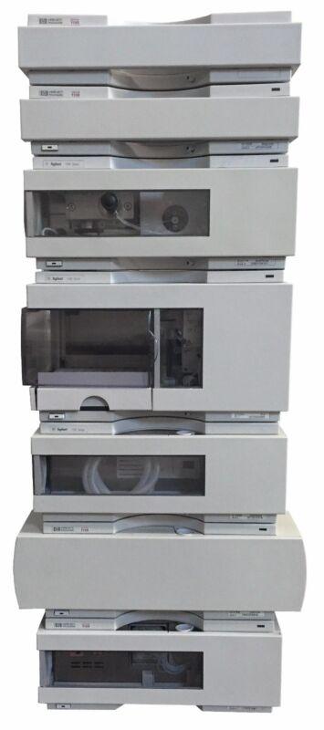Agilent 1100 HPLC System