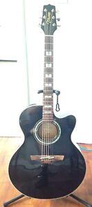 Takamine G Series Jumbo Acoustic Guitar with Hardshell Case