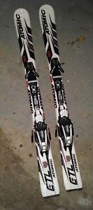 BRAND NEW. Short Skis - Atomic 123 with bindings