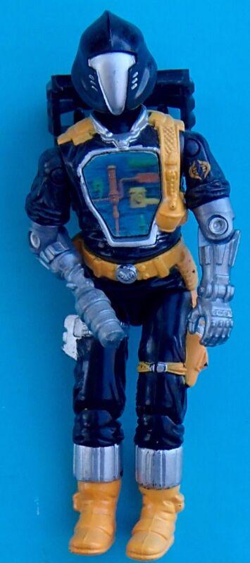1986 GI JOE B.A.T.S. Replacement  CHEST PIECE plate sticker COBRA bat figure