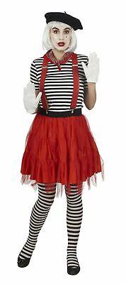Kostüm roter Tüllrock Petticoat rot Tutu Tütü 47 cm Karneval Halloween