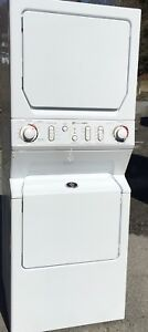 Maytag Neptune frontload washer dryer stackable