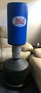 As New - Everlast punching bag / power core