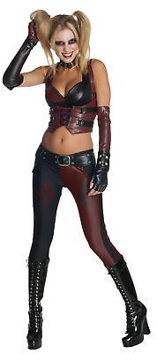 Harley Quinn Erwachsene Damen Kostüm Batman Bösewicht Suicide Truppe Halloween