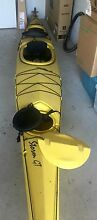 Current Designs Storm GT Kayak + Carbon Fibre Paddle Yeppoon Yeppoon Area Preview