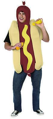 Hot-Dog-Kostüm für Erwachsene Cod.66777 (Dog-kostüm Für Erwachsene)