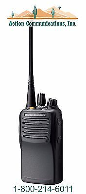 New Vertexstandard Vx-451 Uhf 400-470 Mhz 5 Watt 32 Channel Two Way Radio
