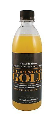 16oz Ultimate Gold Detox Drink