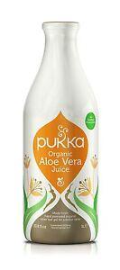 Pukka Herbs Organic Aloe Vera Juice - 1 Litre