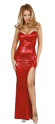SEXY JESSICA RABBIT GOWN HALLOWEEN COSTUME 5364](Jessica Costume)