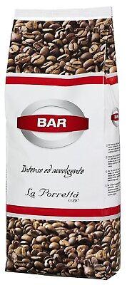 La Porretta  MISCELA BAR  Kaffeebohnen italienischem Aroma 1-12 Kg (ex.Saeco)