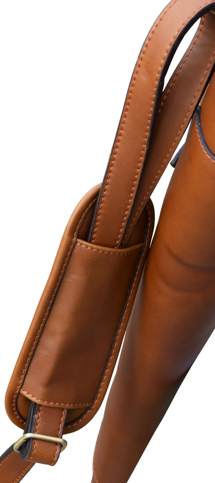 "LEATHER SHOTGUN SLIP TANNED GUARDIAN 46-50/"" GDK268T ZIP,LEATHER GUN CASE"