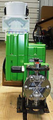 Pulsafeeder 680-S-AE Pulsa Diaphragm Metering Pump 0 88gph