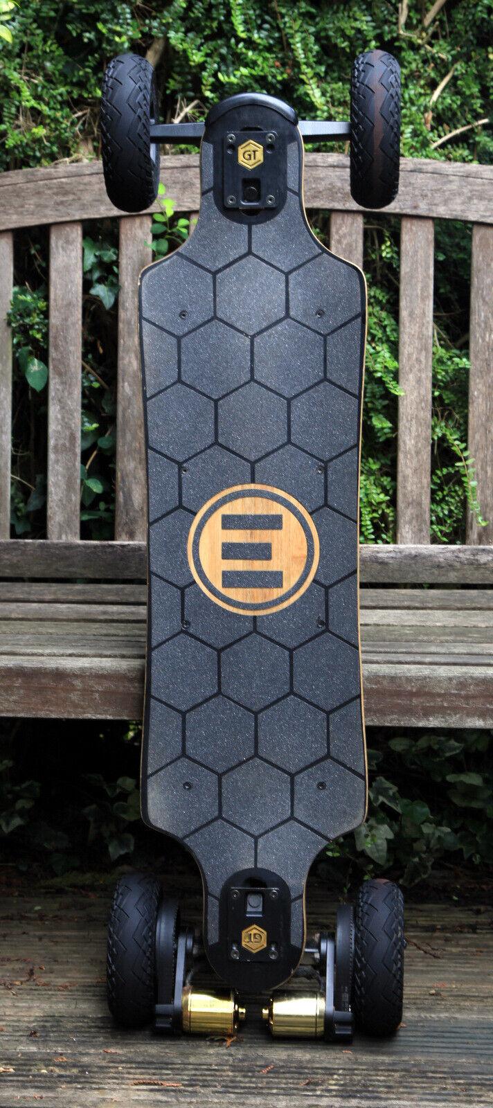 Evolve GTX Bamboo Electric Skateboard