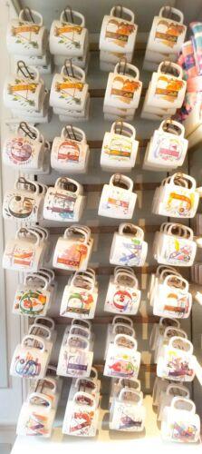 NEW! Disney Parks Alphabet Series Coffee Mug Choose Your Let