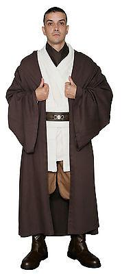 Star Wars Obi Wan Kenobi Costume + Dark - Brown Robe