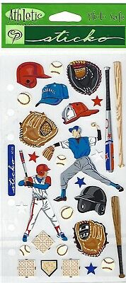 STICKO BASEBALL  STICKERS **  SEE MY STORE **