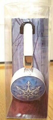 Disney Frozen 2 Light Up White Headphones with Built in Microphone Adjustible
