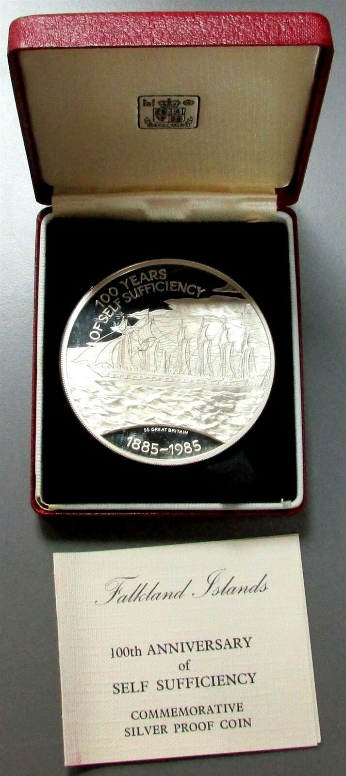 COMMEMORATIVE COIN SILVER 100 YEARS OF JAPANESE IMMIGRATION TO PERU