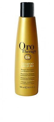 Oro Therapy Shampoo Illuminante con Cheratina e Argan 300ml