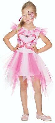 Mottoland 116247 - Flamingo, Kinder Kostüm, Gr. 104 - 140 Karneval