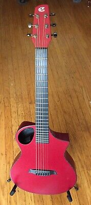 Composite Acoustics Cargo acoustic/electric guitar