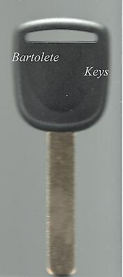 Replacement Key Blank Fits 2009 2010 2011 2012 09 10 11 12 Honda Fit