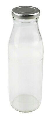 Dr. Oetker Milchflasche 750 ml, Smoothie-Flasche zum Selbstbefüllen mit Deckel