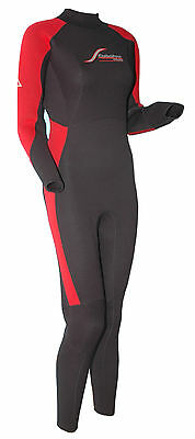4mm ScubaTec Damen Neopren Nassanzug Tauchanzug Surfanzug Gr. 36 - 44