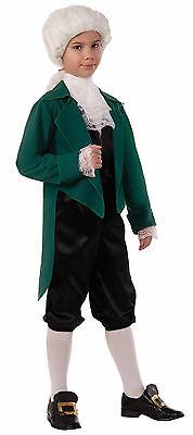 Founding Father - Thomas Jefferson Child - Thomas Jefferson Costume Child