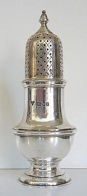 Garrard & Co. Sterling Silver Sugar Caster/Shaker Muffineer, 240g