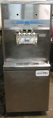 Taylor Softserve Ice Cream Soft Serve Machine Freezer Twin Twist 3 Model 8756-27