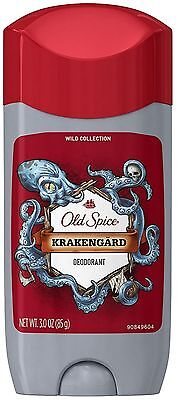 Old Spice Wild Collection Krakengard Deodorant, 3 oz