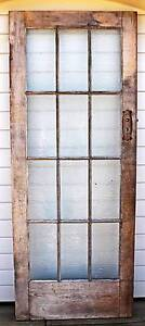 Vintage 1920's Antiquated French Door Kalamunda Kalamunda Area Preview