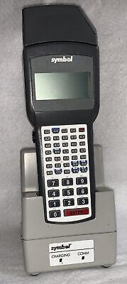 Symbol Sym Pdt3100-se464000 640kb 46key Barcode Scanner