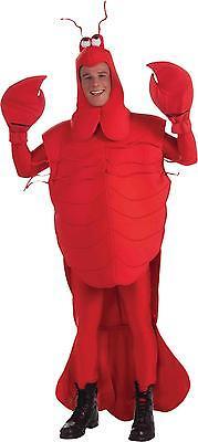 Erwachsene Mardi Gras Kropf Daddy Rot Langusten Lustig Kostüm FM67995