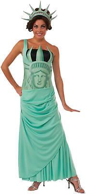Lady Liberty Freiheitsstatue Karneval Fasching Kostüm - Freiheitsstatue Kostüm