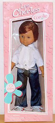 """New CLARA Corolle 2002 Les Cheries Clara Fashion Doll 14"""" Rare"""