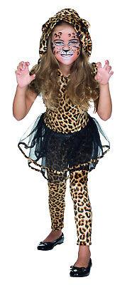 Leoparden Katze Mädchen Wildkatze Raubkatze  Karneval Fasching Kostüm