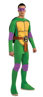 Donatello Adult Mens Costume TMNT Teenage Mutant Ninja Turtles TV Halloween - Tmnt Donatello Halloween Costumes