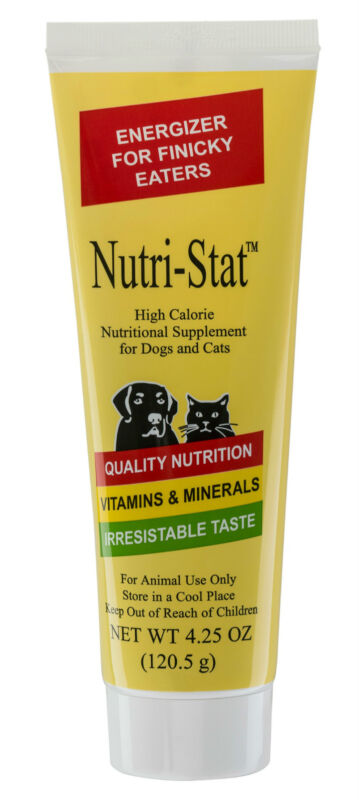 Tomlyn Nutri-Stat High Calorie Nutritional Supplement for Dogs & Cats