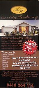 QUALITY RENDERING 50% OFF! Maroochydore Maroochydore Area Preview