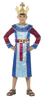 Jungen Weiser Mann König Melchior Weihnachten Krippe Verkleidung Kostüm - Krippe König Kostüm
