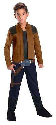 Han Solo CHILD Boys Costume NEW Star Wars
